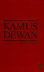 Kamus Edisi Keempat-cover