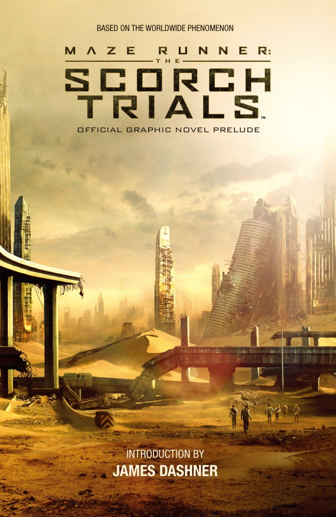 Maze Runner - Scroch Trial Prelude
