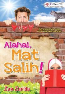 EBUKU Alahai, Mat Salih! oleh Zan Zarida